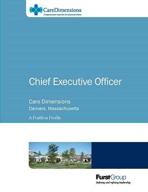 Care Dimensions CEO