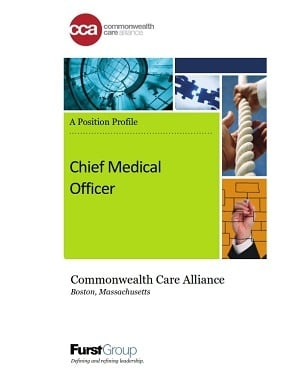 Chief Medical Officer, CCA